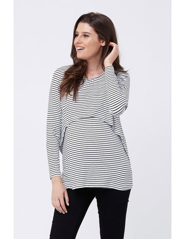 Ripe Swing Back Nursing Top