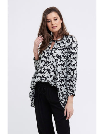 Ripe Verona Hi Low Nursing Blouse