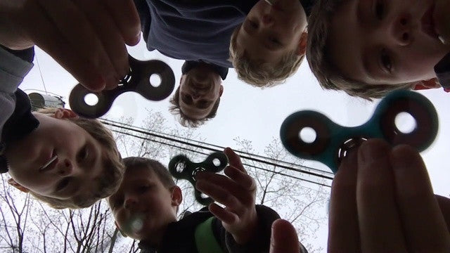 How Sensory Hand Toys Like Fidget Spinners Help Those With ADHD, Autism,  And Other Attention Deficit Dissorders In Children And Adults