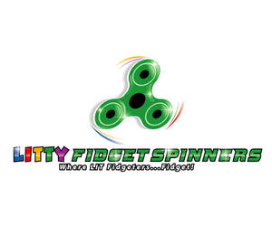 Litty Fidget Spinner Brand