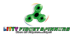 Maker of toys to fidget with