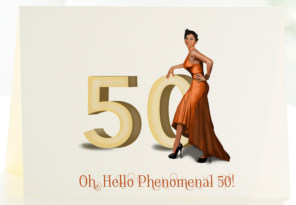 Oh, Hello Phenomenal 50