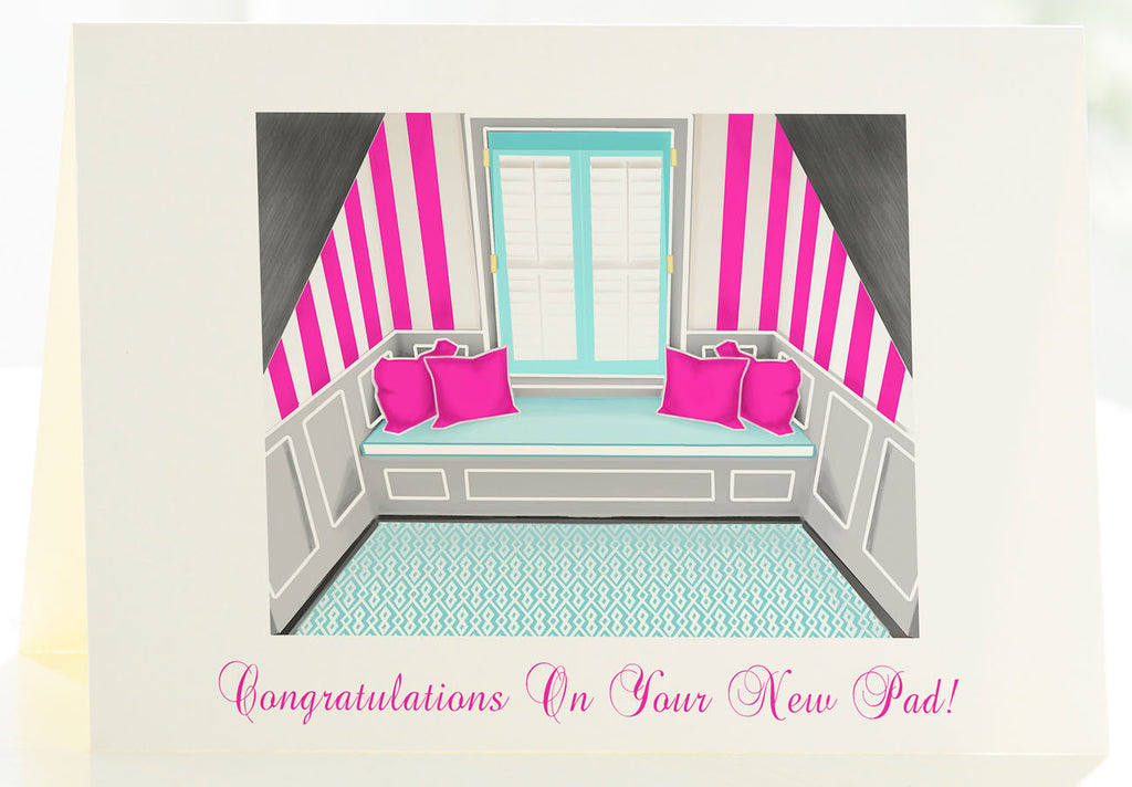 Congratulations On Your New Pad!
