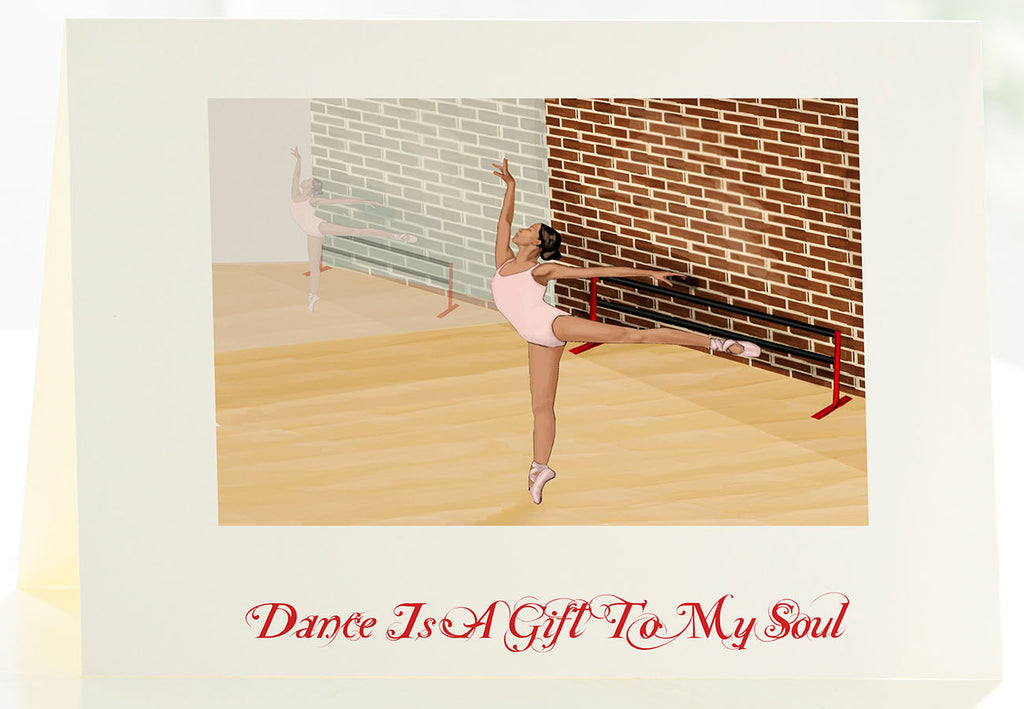 Dance Is A Gift To My Soul - Set of 6 cards
