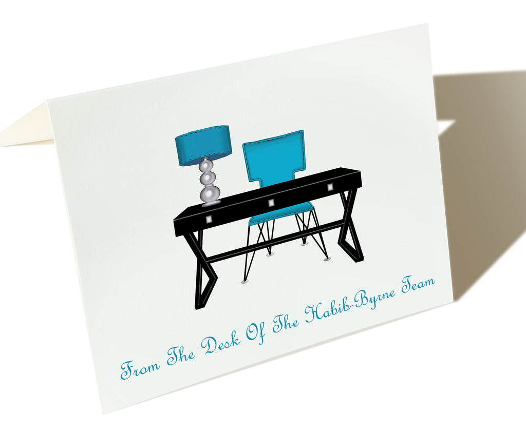 The Wonder Team - Set of 50 Personalized Note Cards