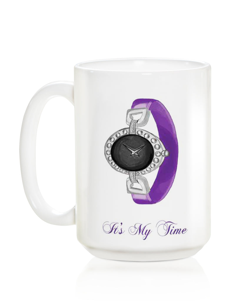 It's My Time Mug