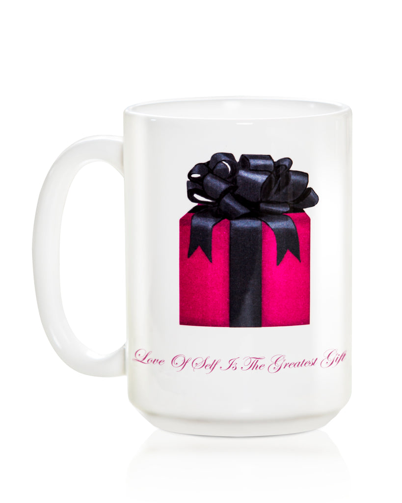 Love Of Self Is The Greatest Gift Mug