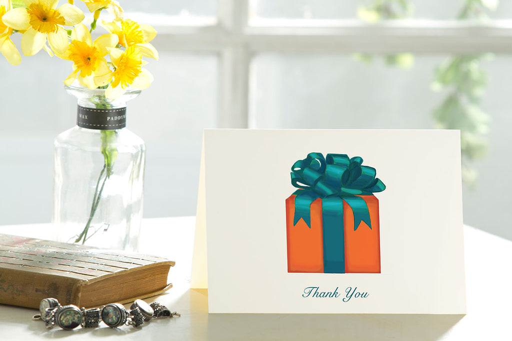 Thank you - The Gift Box