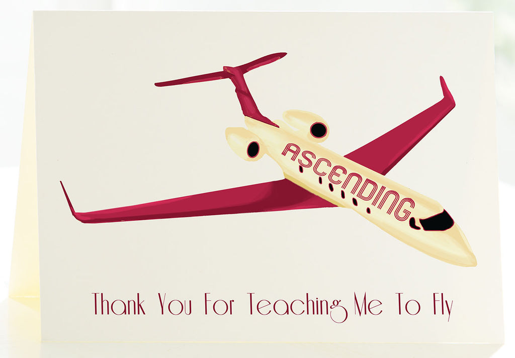 Thank You For Teaching Me To Fly