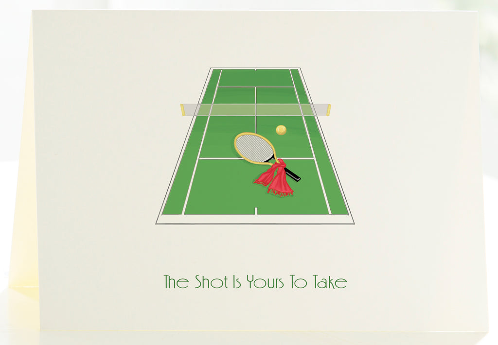 The Shot Is Yours To Take