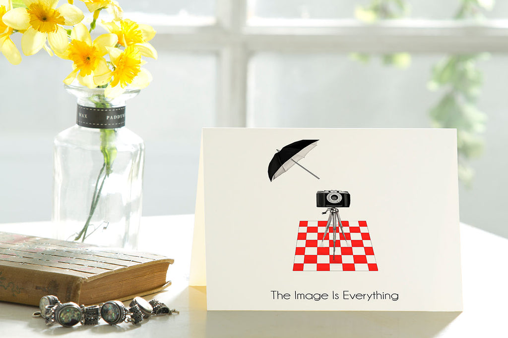 The Image Is Everything - Set of 6 cards