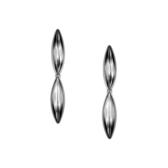 Talon Double Earrings