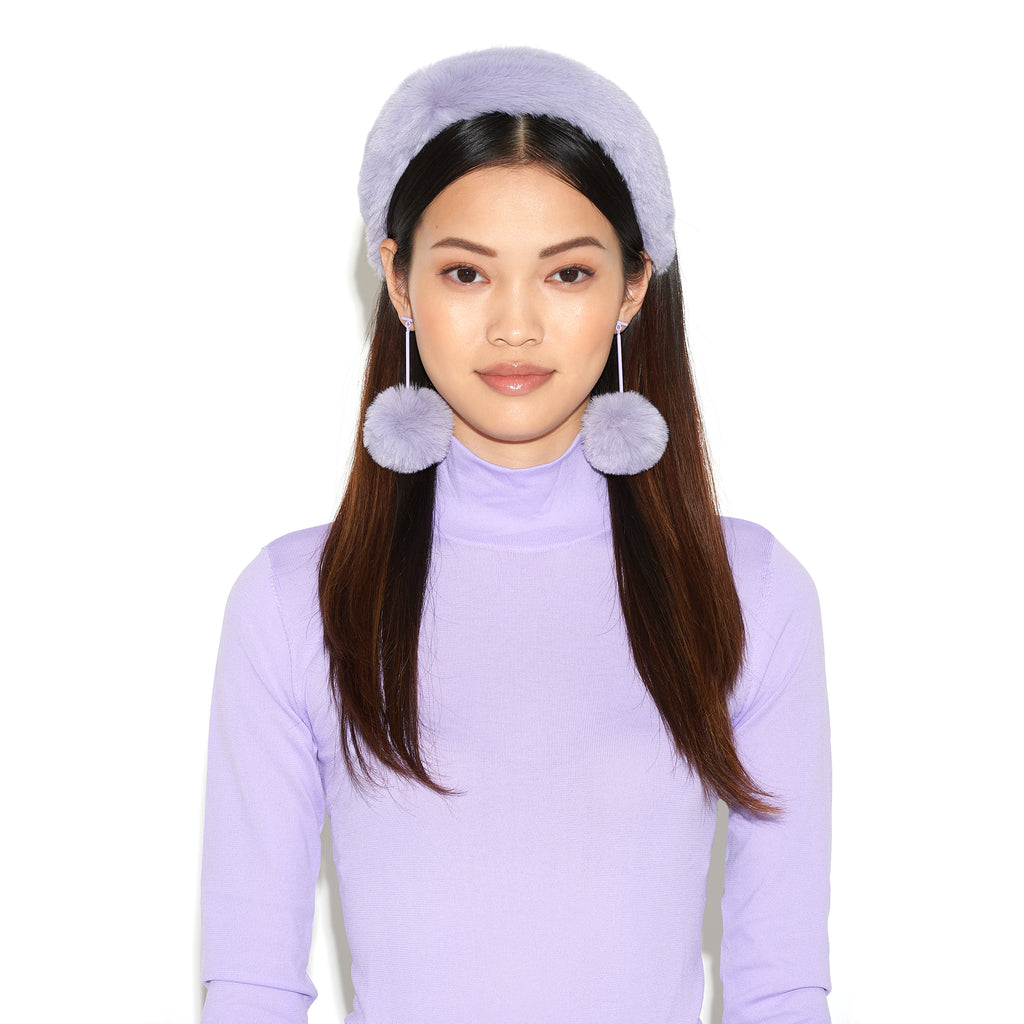 PARTY OF THREE | Lilac Monochromatic Set, Set, Tuleste, Tuleste