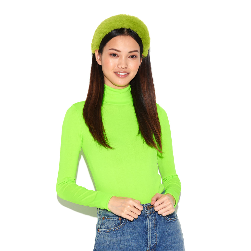 PARTY OF THREE | Neon Green Monochromatic Set, Set, Tuleste, Tuleste