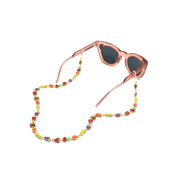 Fruit Eyewear Chain, Glasses Chains, Tuleste, Tuleste