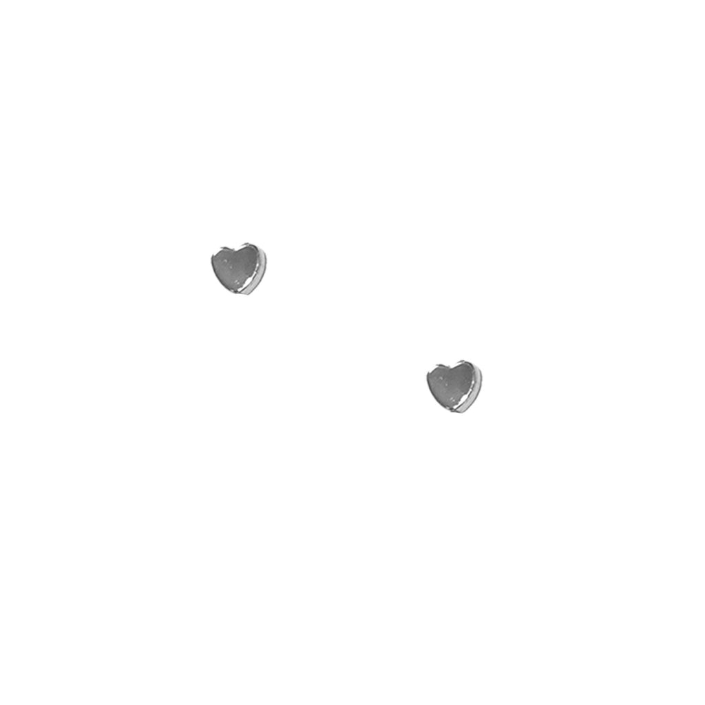 Mini Heart Stud Earrings, Earrings, Tuleste, Tuleste