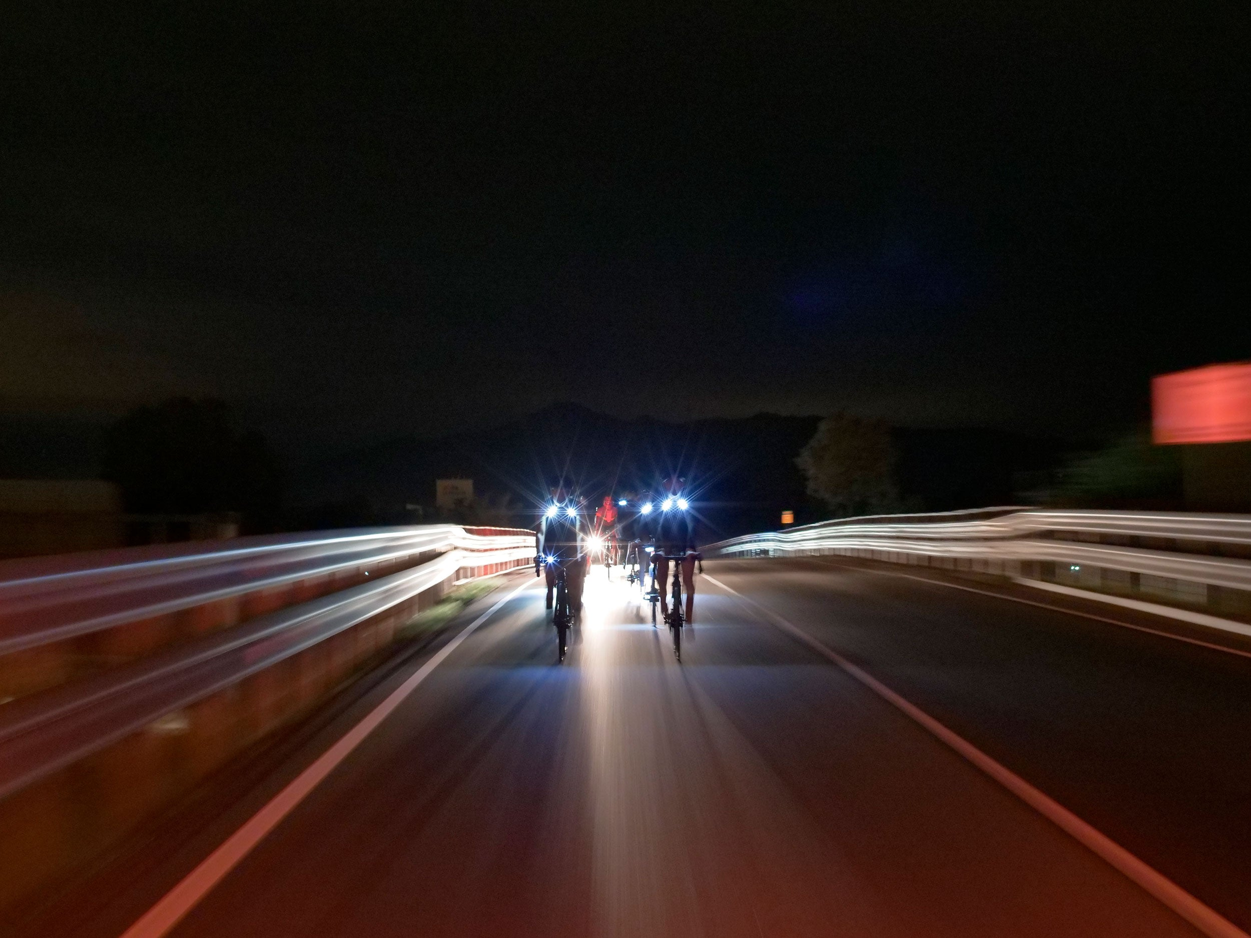 Night Ride: Girona