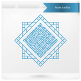 Al Ikhlas islamic wall sticker
