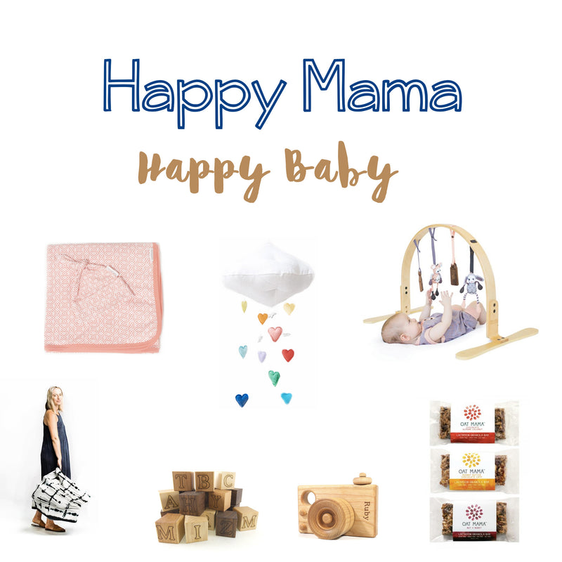 Happy Mama Happy Baby GIVEAWAY