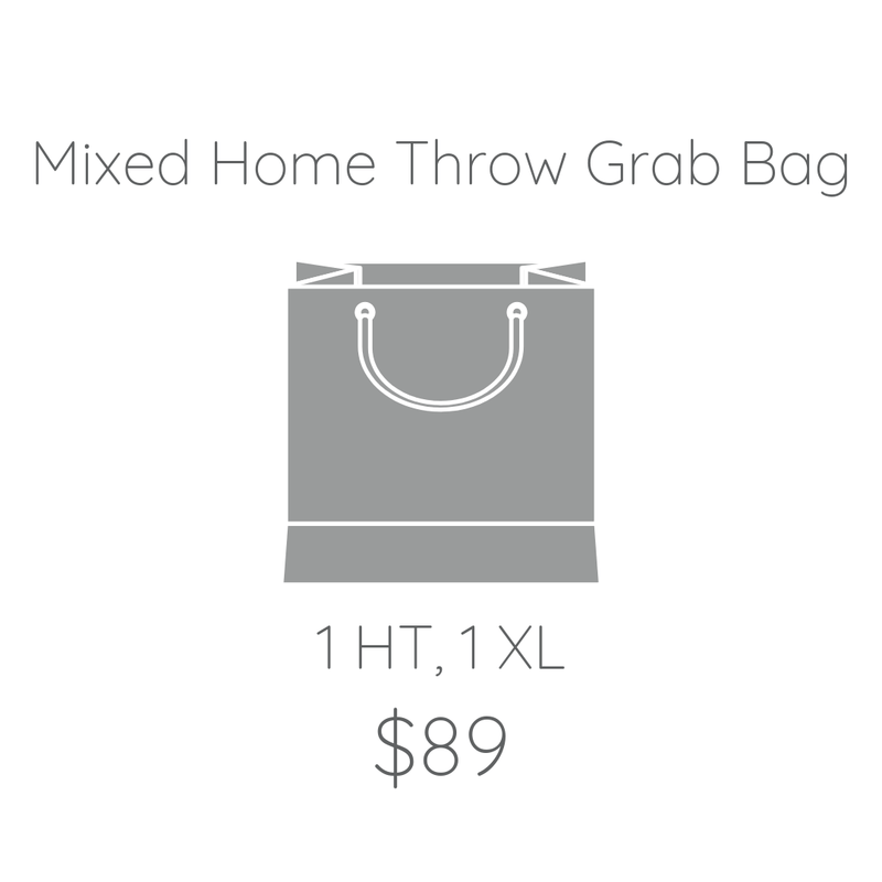 Home Throw Mixed Grab Bag