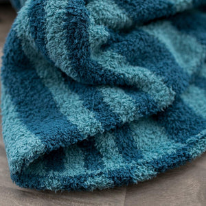 Blue Lagoon Double-Layer Bamboni Blanket