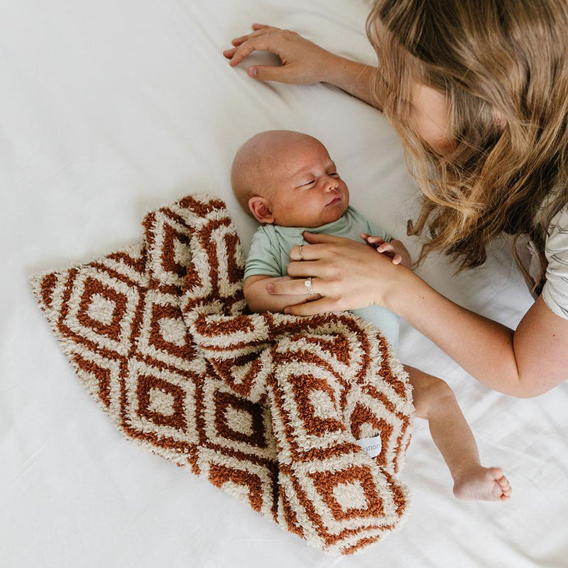 Khmer Double-Layer Bamboni Mini Blanket