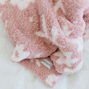 Petal Double-Layer Bamboni Mini Blanket