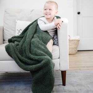 Juniper Bamboni Toddler Blanket
