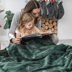 Forest Throw Blanket