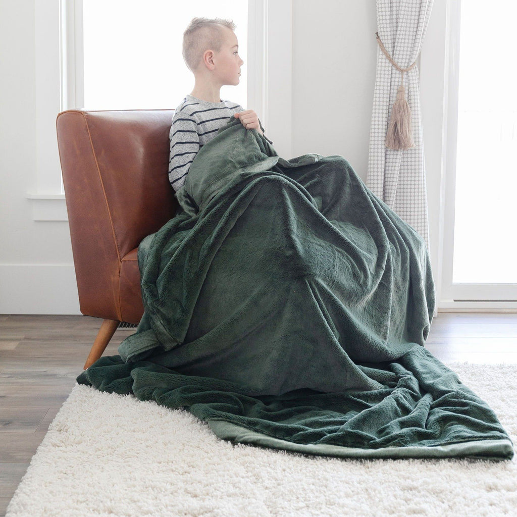 Hunter Lush Extra Large Blanket