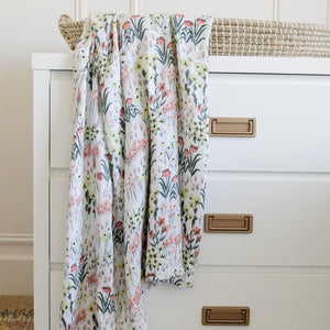 By Hope Roadside Picks Bamboo Rayon Muslin Swaddle