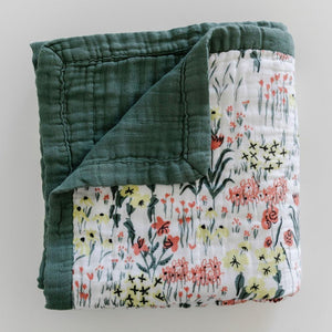 By Hope Roadside Picks Bamboo Rayon Muslin 4-Layer Quilt