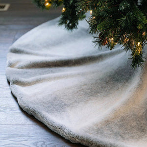 Snow Fox Tree Skirt