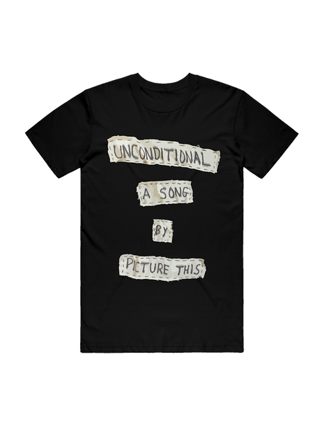 'Unconditional' T-shirt