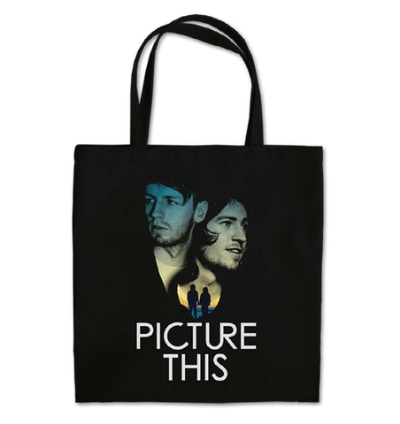 'Photo Album Collage' Tote Bag