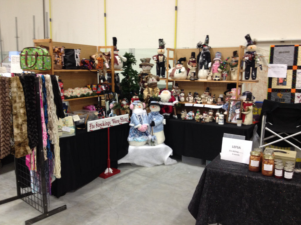 The Big One Craft Show in Crookston