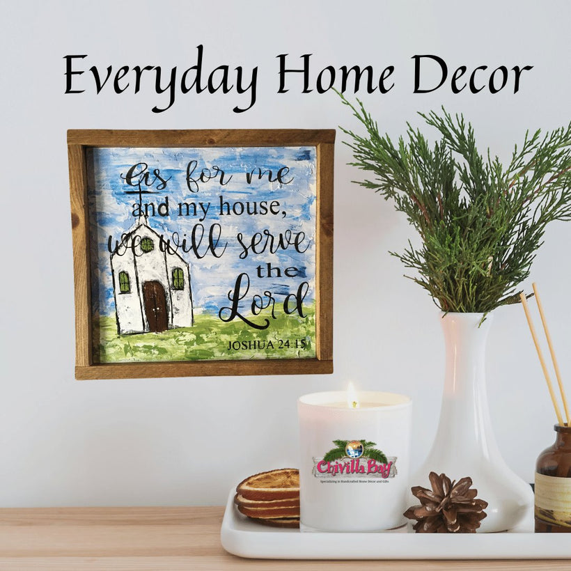 Everyday Home Decor