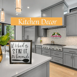 Kitchen and Bath Home Decor