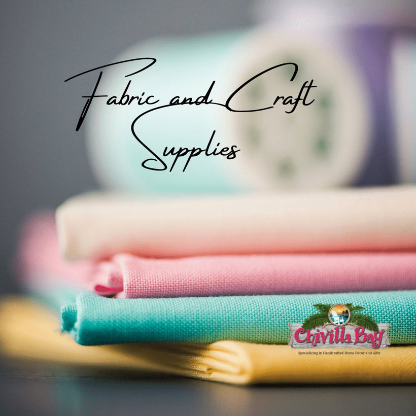 Craft and Fabric Supplies