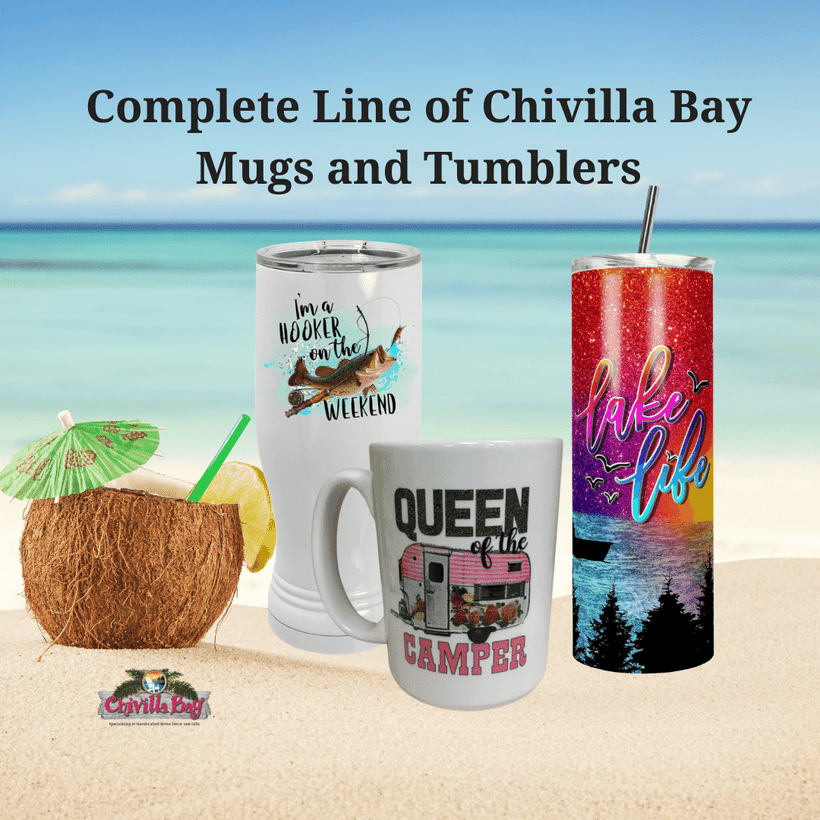 Drinkware - Mugs and Tumblers