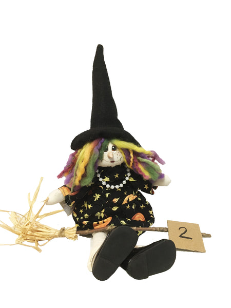 Halloween Witch - Halloween Decorations - Beware of the Witch!