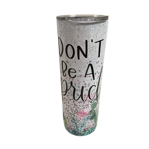Cactus tumbler, Succulent travel thermos, cactus coffee travel mug