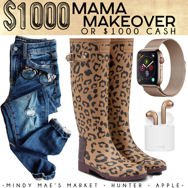 Mama Makeover OR $1100 (SEPT 28)