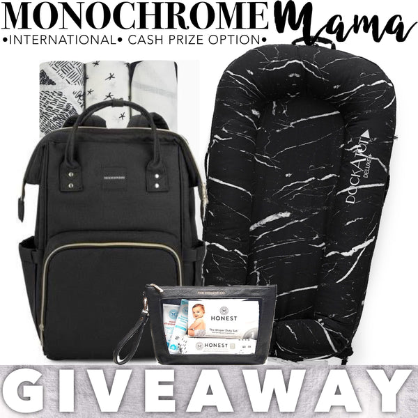 Monochrome Mama  (AUG 4)