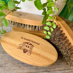 Boar Bristle Bamboo Beard Brush