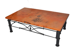 BAMBOO Design - Wrought Iron Table Base Handmade for Coffee Tables, Dining Table, etc (Various Sizes, #TBAS_BAMBOO)