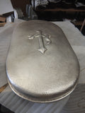 Custom Made Movable Copper Baptismal Tub/ Baptismal Font with Design( Custom Size, #CBT-BAPTISMAL)
