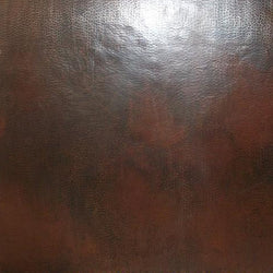 42 Inch Square Copper Table Top Hand Hammered (Various Colors)