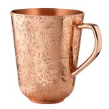 Copper Moscow Mule Mugs Cups - Elyx Boutique