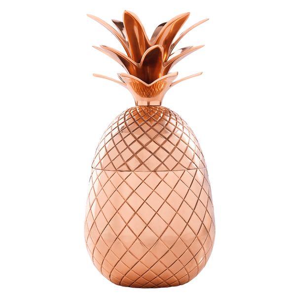 Copper Pineapple Gift Box